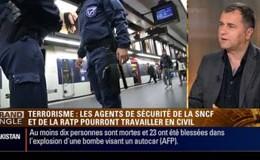 Antiterrorisme Bernard Cazeneuve annonce un renforcement de contrôle dans les transports