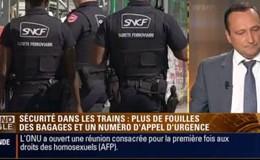 Attaque du Thalys Faut il renforcer la sécurité
