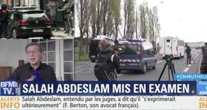 Attentats de Paris Salah Abdeslam a été mis en examen et placé en détention provisoire