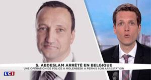 Opération à Molenbeek le parquet confirme l'arrestation de Salah abdeslam